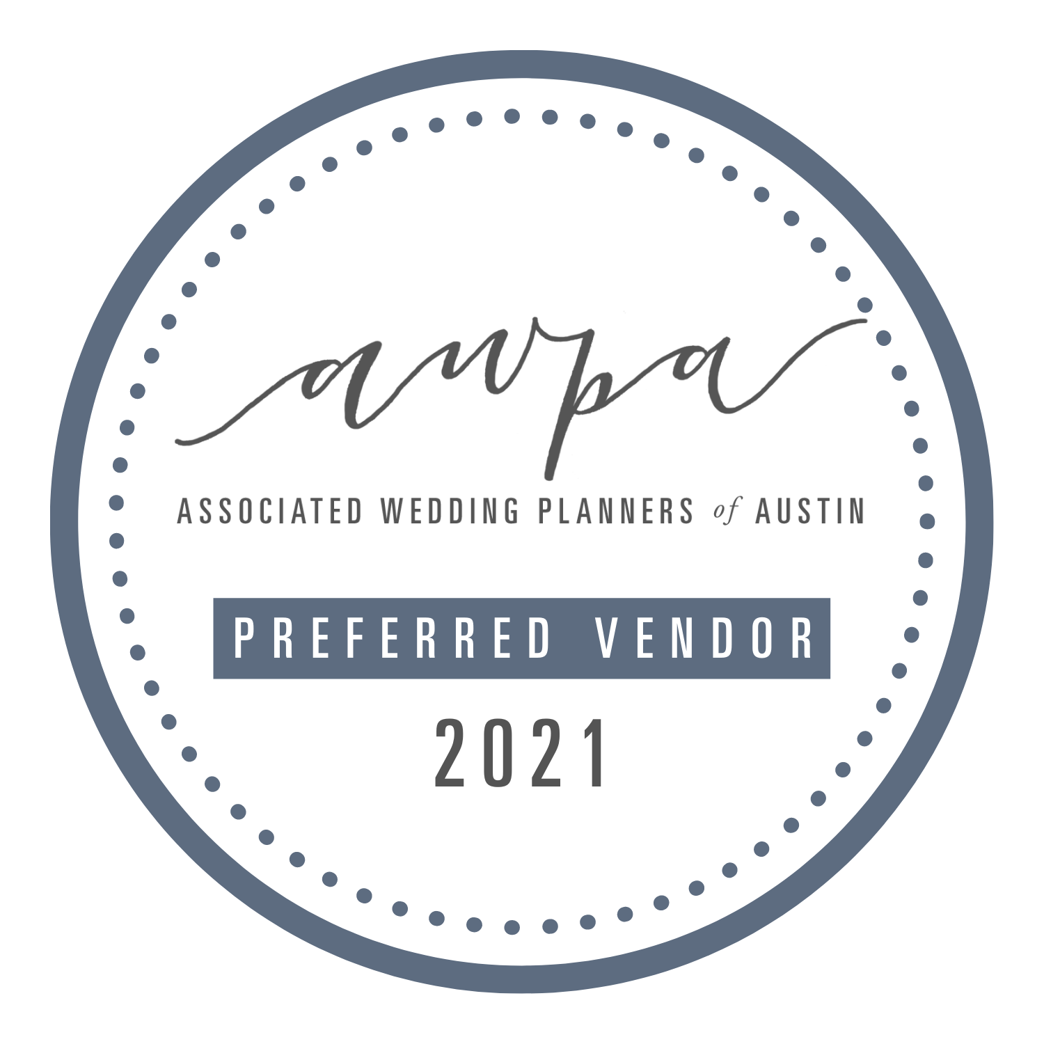 AWPA badge | Villa Antonio